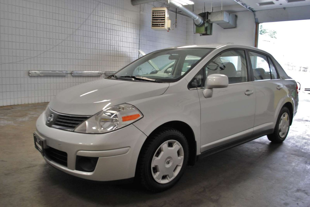 2007 Nissan Versa for sale in Coquitlam, British Columbia