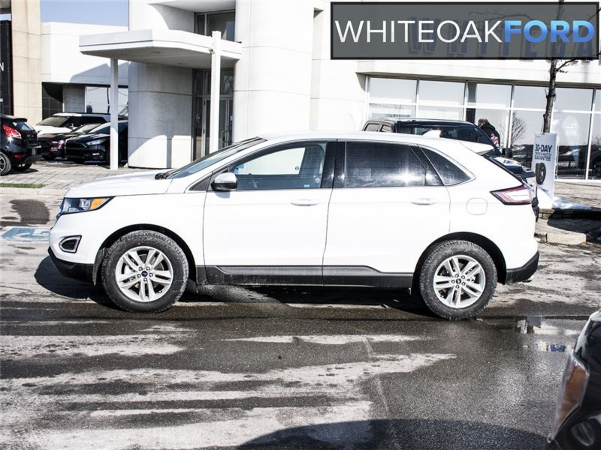 2018 Ford Edge for sale in Mississauga, Ontario
