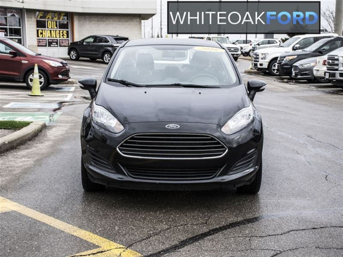 2016 Ford Fiesta for sale in Mississauga, Ontario