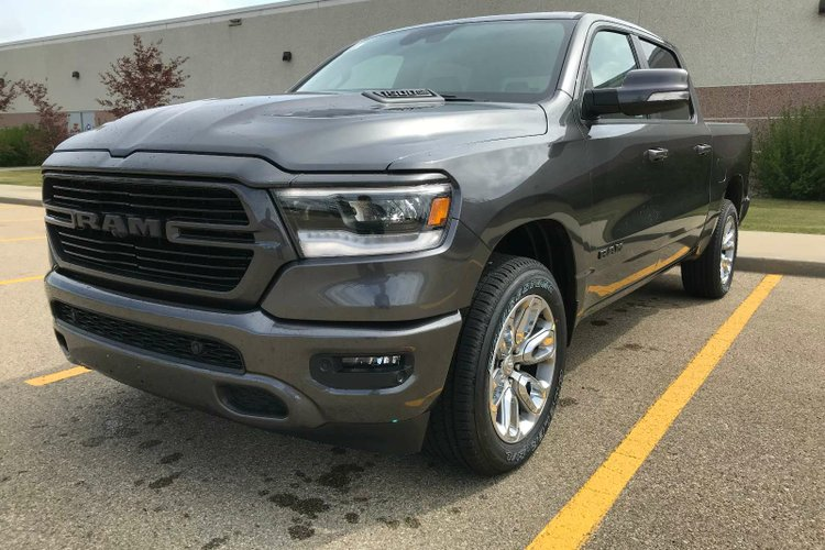 2019 Ram 1500 Sport For In Edmonton Alberta