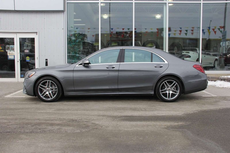 2018 Mercedes-Benz S-Class for sale in Kamloops, British Columbia