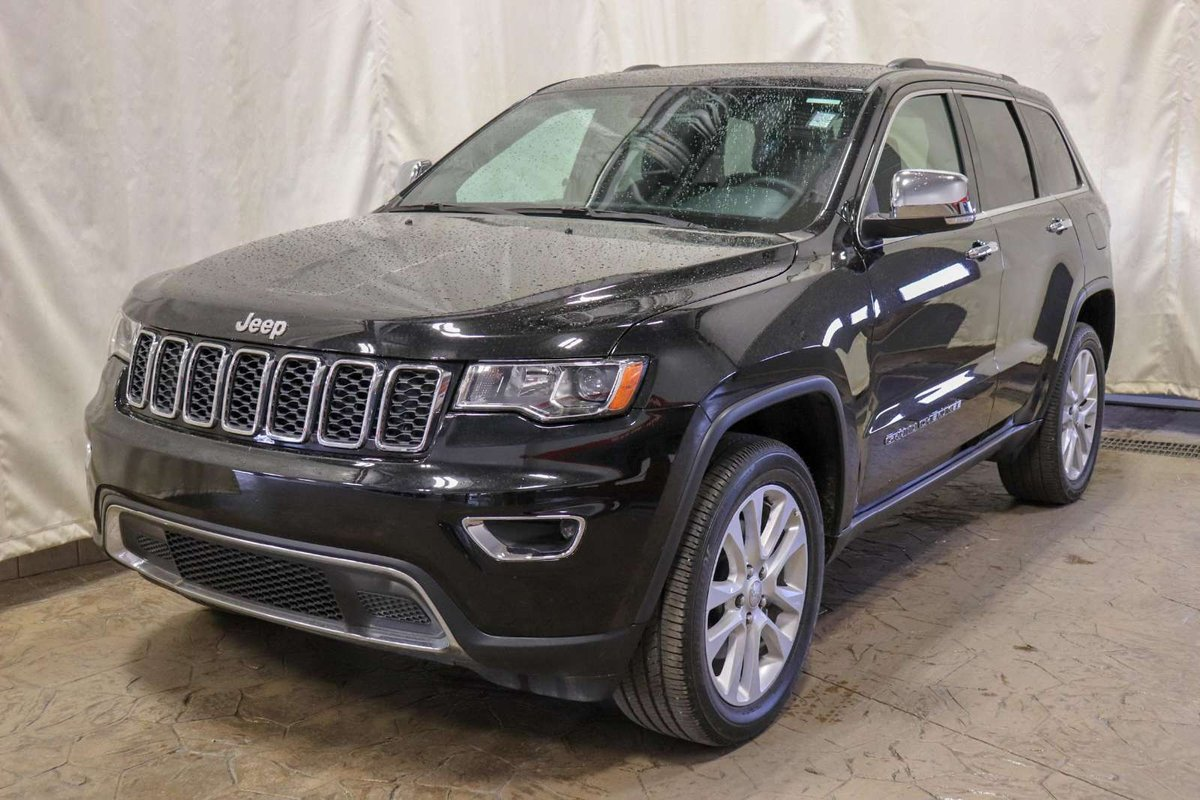 2017 Jeep Grand Cherokee for sale in Edmonton, Alberta