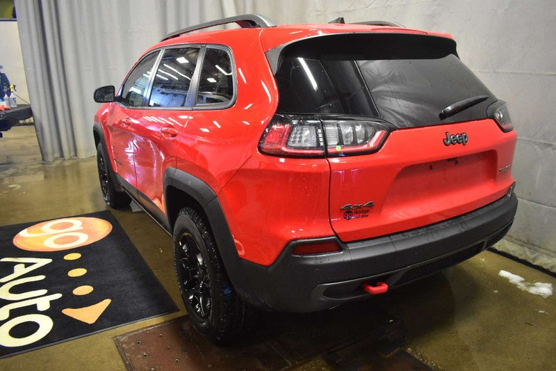 2019 Jeep Cherokee for sale in Red Deer, Alberta