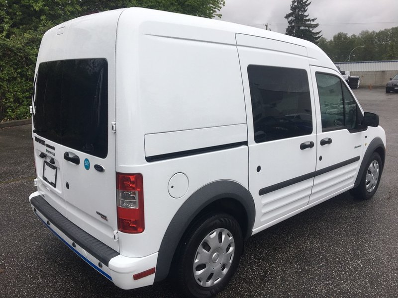 2012 Ford Transit Connect for sale in Port Coquitlam, British Columbia