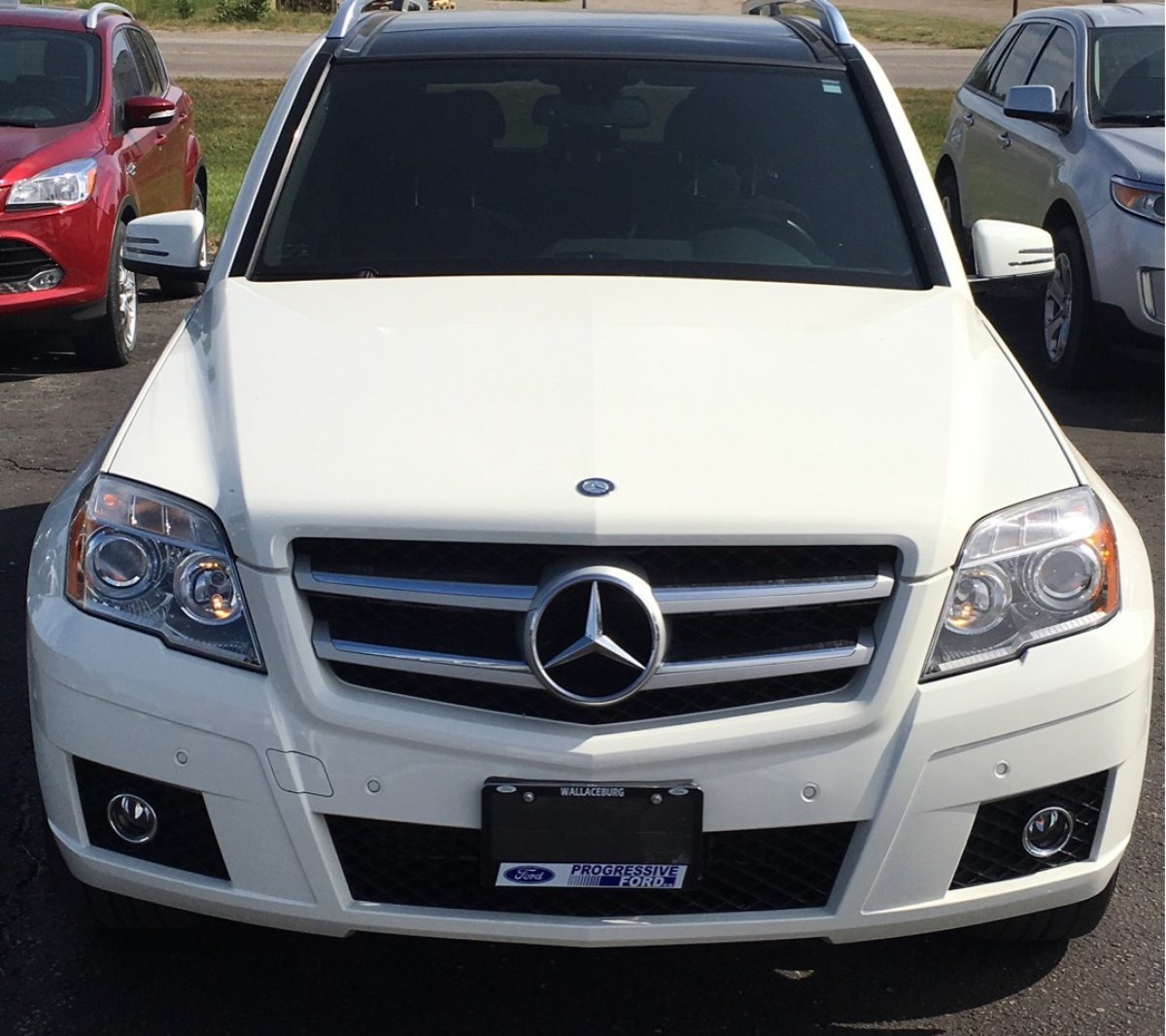 2011 Mercedes-Benz GLK for sale in Wallaceburg, Ontario