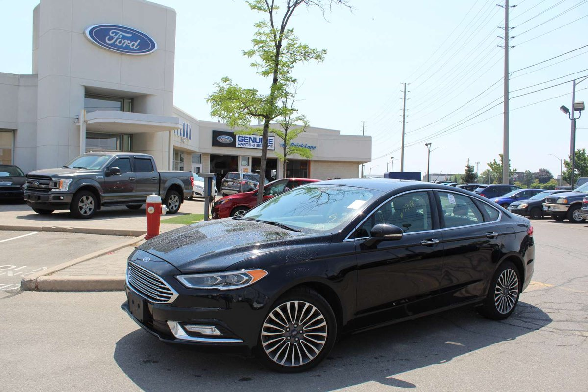2017 Ford Fusion for sale in Mississauga, Ontario