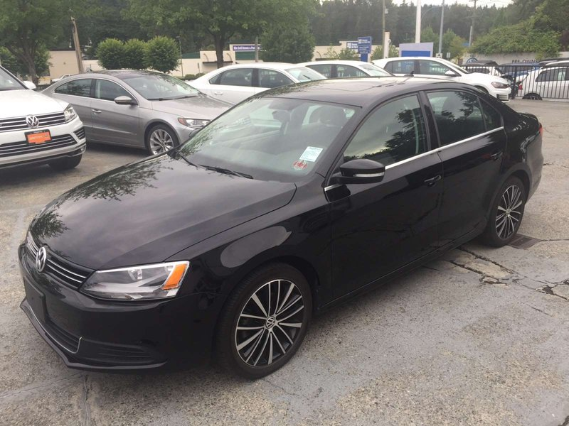 2014 Volkswagen Jetta Sedan for sale in Coquitlam, British Columbia