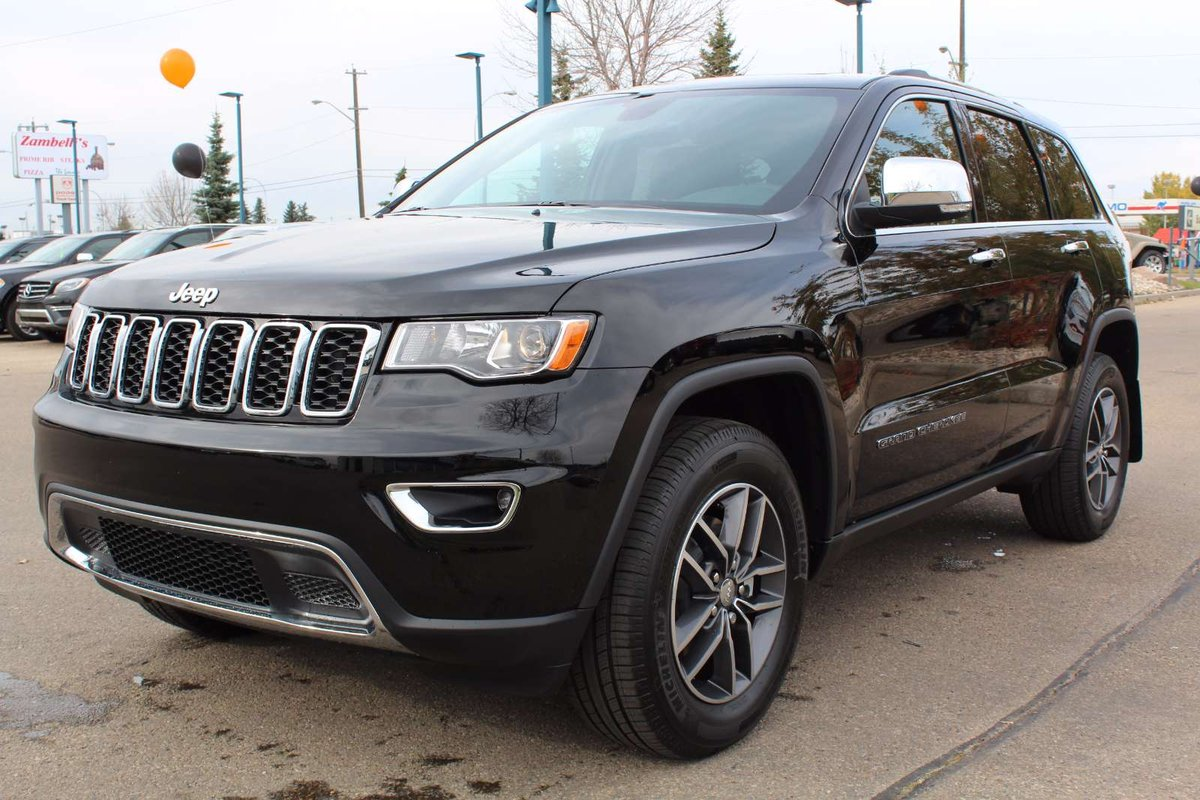 2018 jeep grand cherokee for sale in edmonton. Black Bedroom Furniture Sets. Home Design Ideas