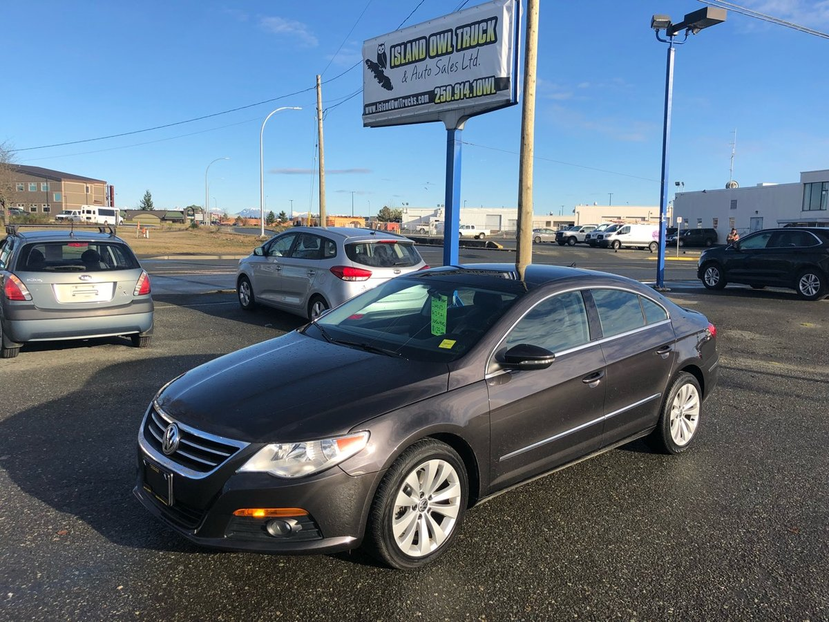 2010 Volkswagen Passat CC for sale in Campbell River, British Columbia