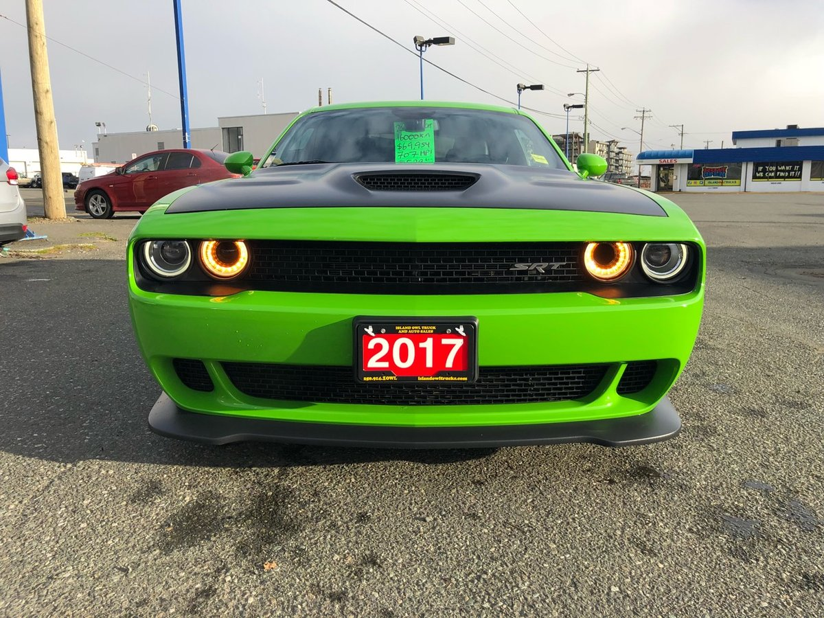 2017 Dodge Challenger for sale in Campbell River, British Columbia
