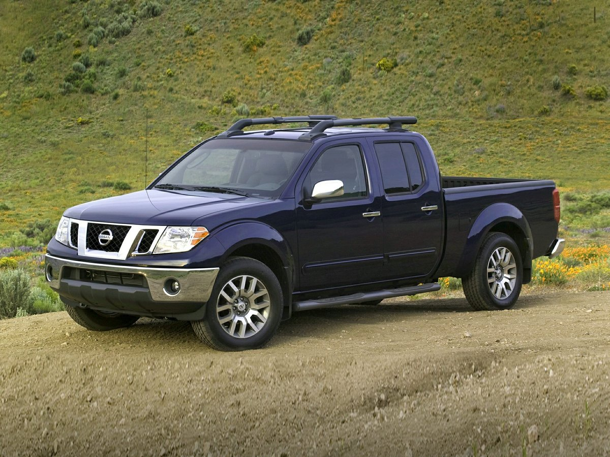 2014 Nissan Frontier for sale in Campbell River, British Columbia