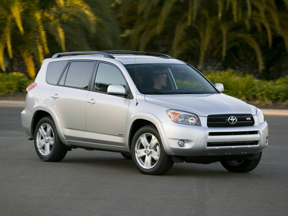 2008 Toyota Rav4 for sale in Edmonton, Alberta