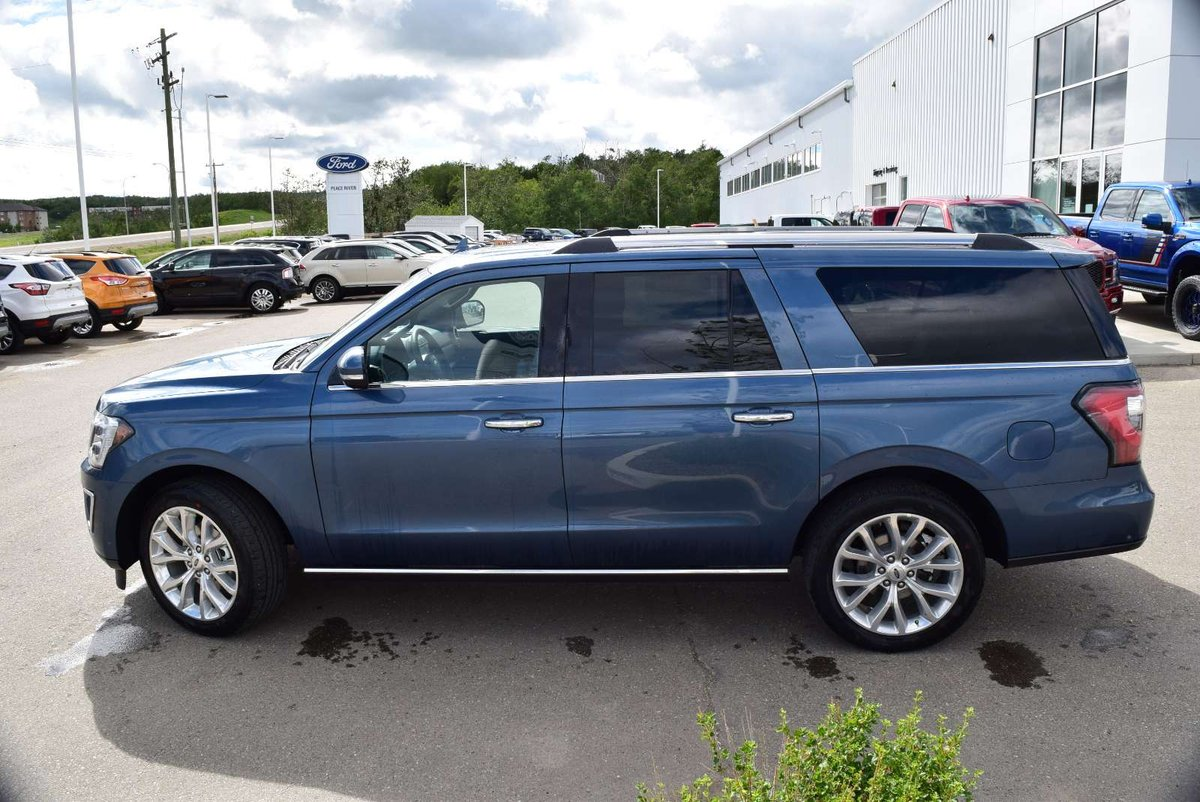 2018 Ford Expedition for sale in Peace River, Alberta