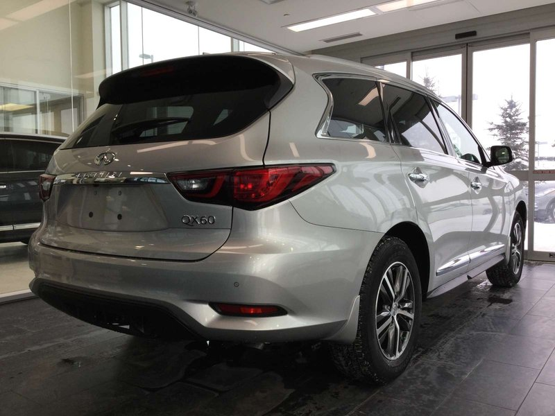 2018 Infiniti QX60 for sale in Edmonton, Alberta