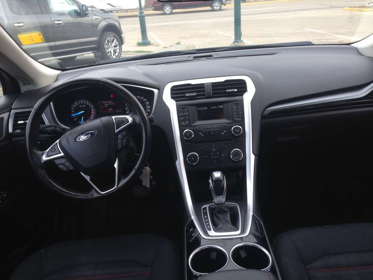 2013 Ford Fusion for sale in Barrhead, Alberta