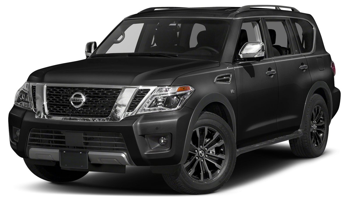 2018 Nissan Armada For Sale In Calgary