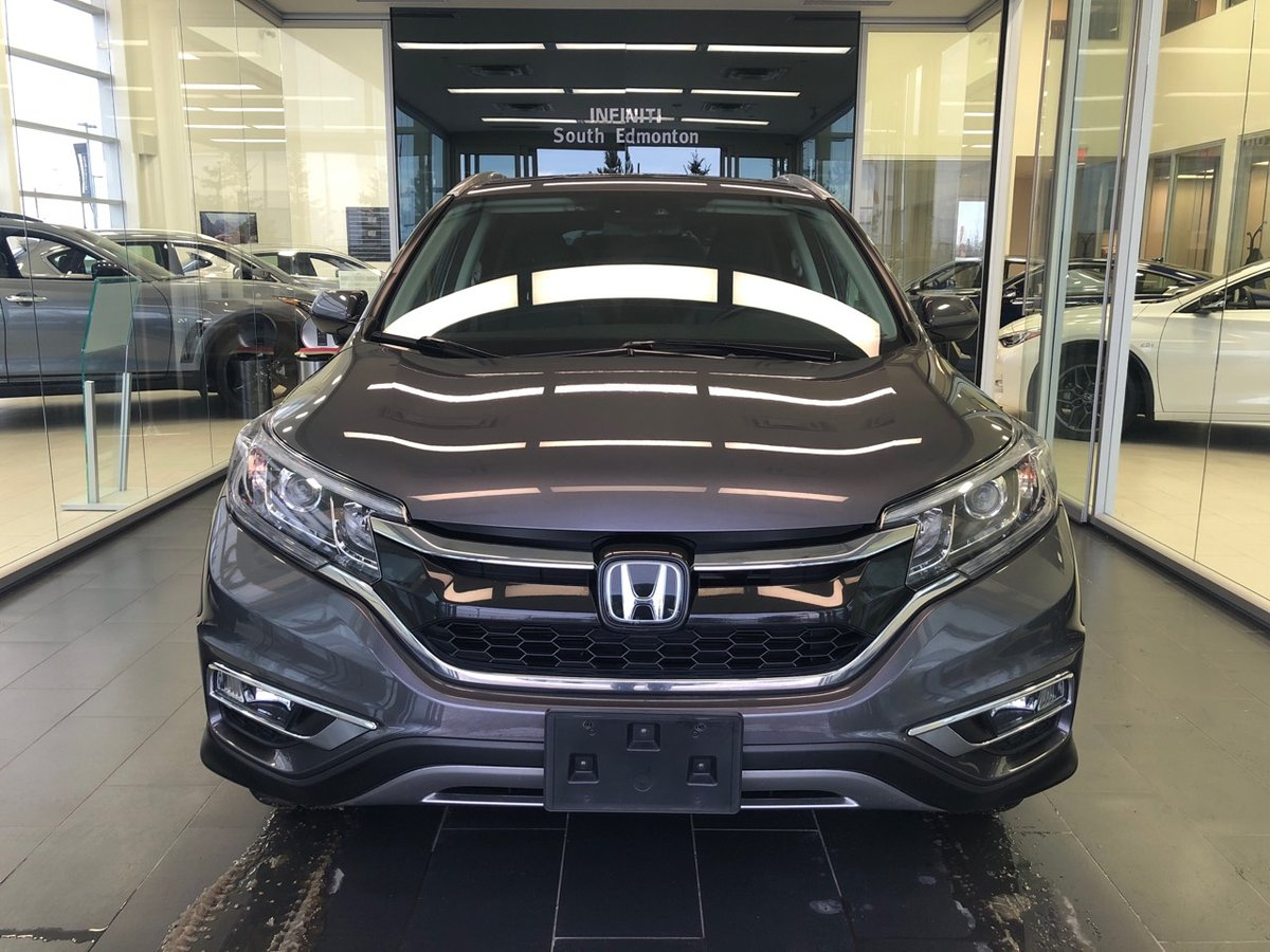 2015 Honda CR-V for sale in Edmonton, Alberta