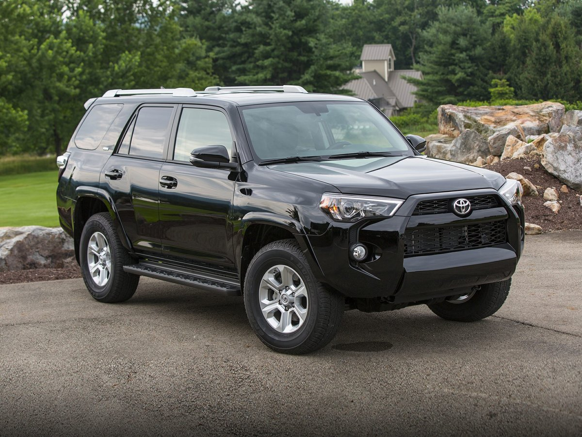 2015 Toyota 4Runner for sale in Campbell River, British Columbia