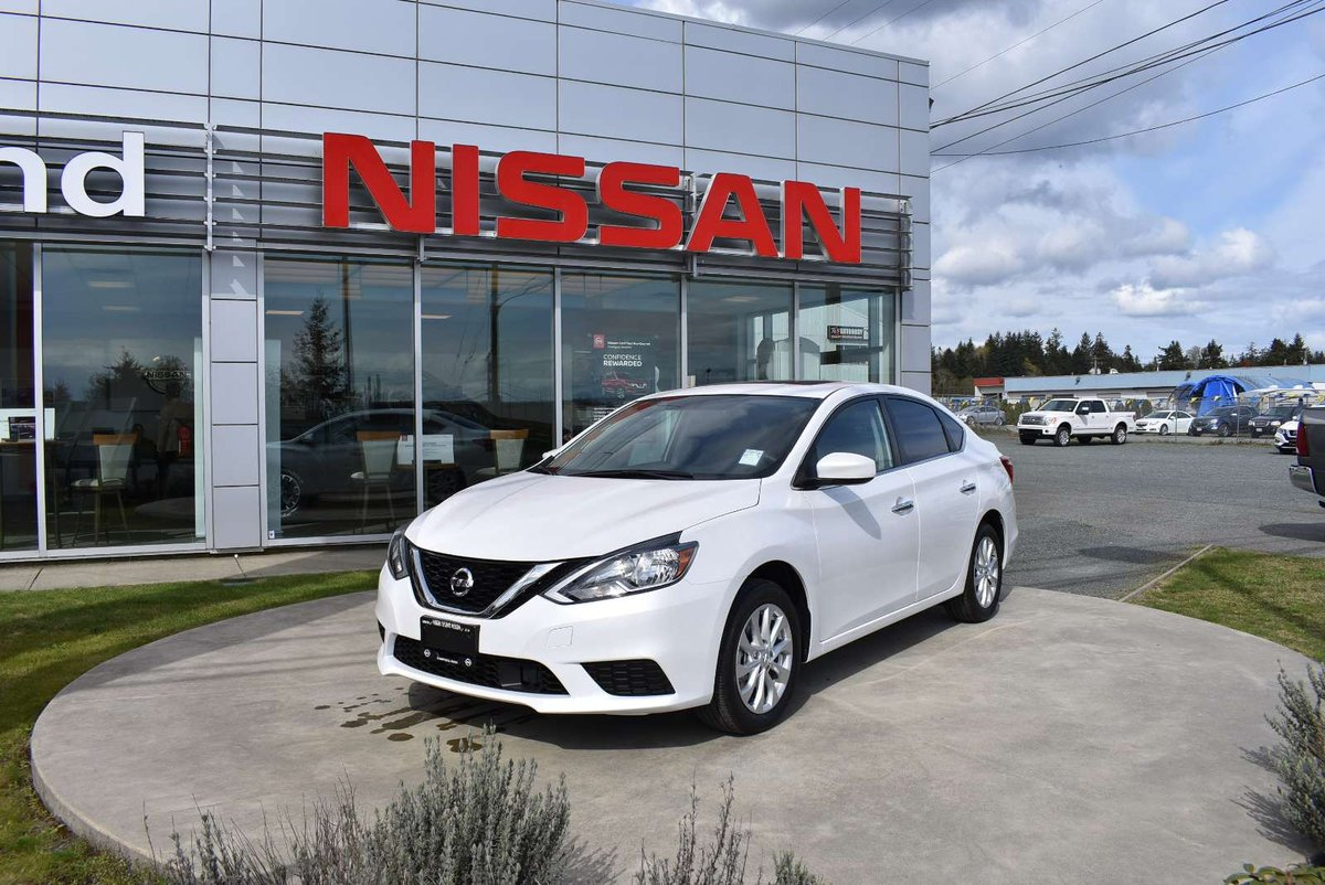 2018 Nissan Sentra for sale in Campbell River