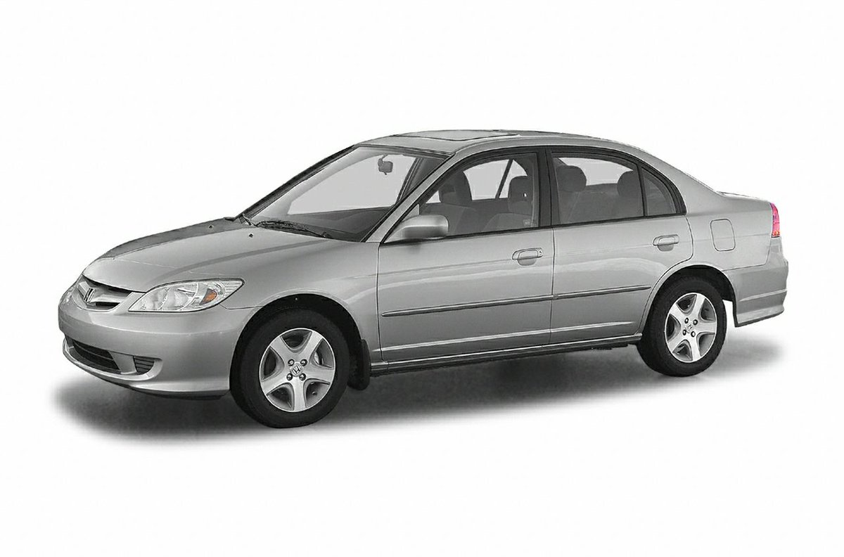 2005 Honda Civic for sale in Edmonton, Alberta