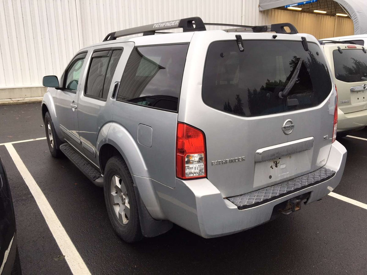 2005 Nissan Pathfinder for sale in Campbell River, British Columbia