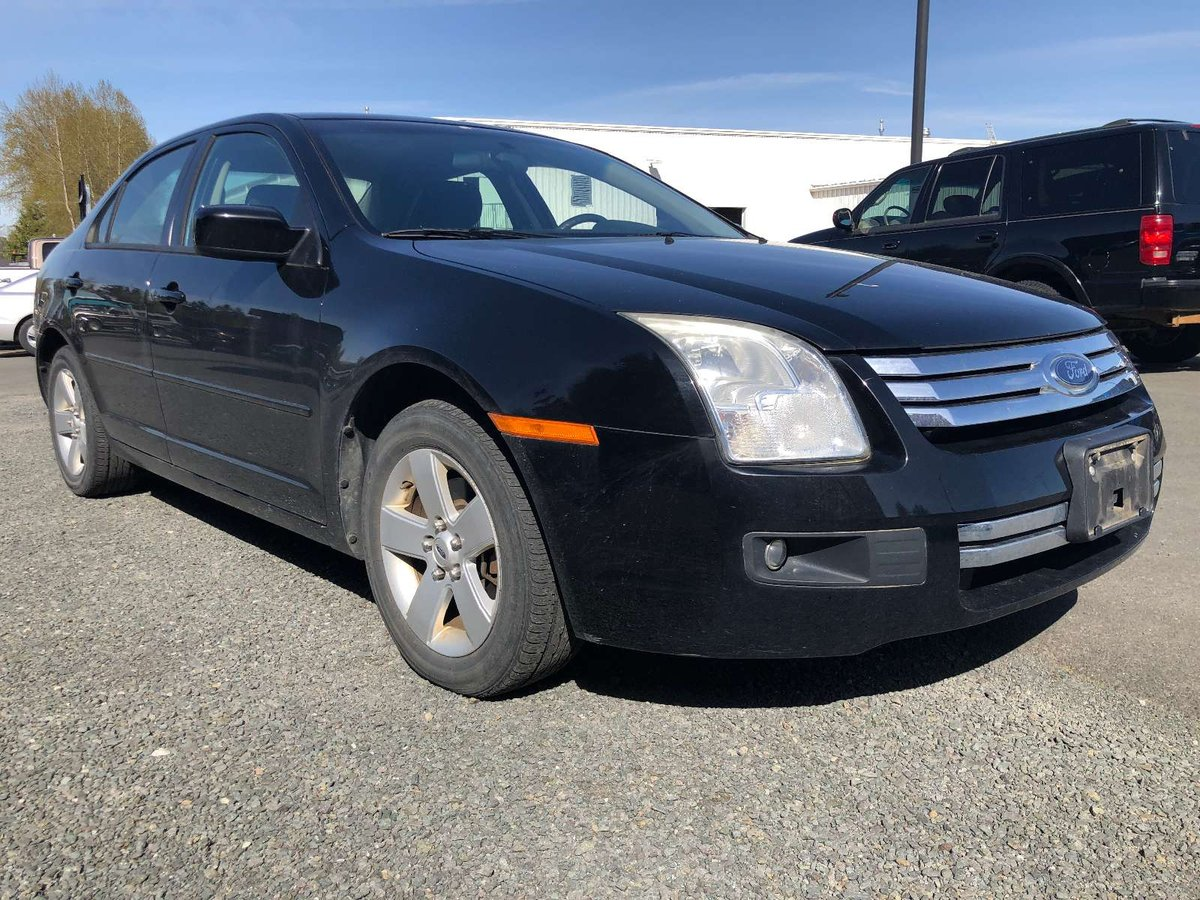 2007 Ford Fusion for sale in Campbell River, British Columbia