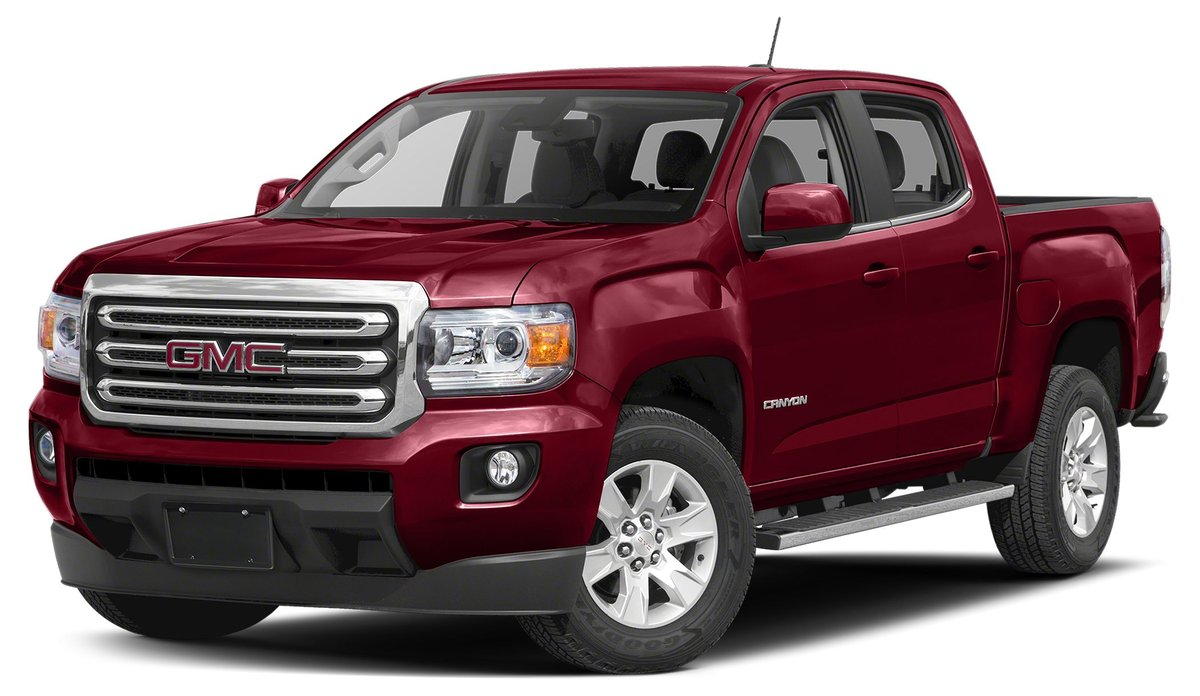 2018 GMC Canyon for sale in Kamloops, British Columbia