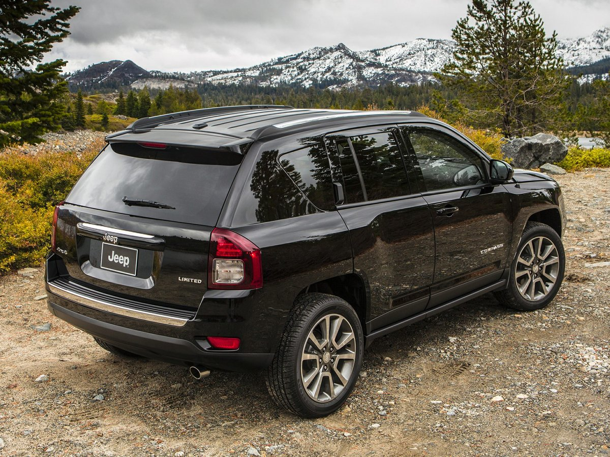2016 Jeep Compass for sale in Leduc, Alberta