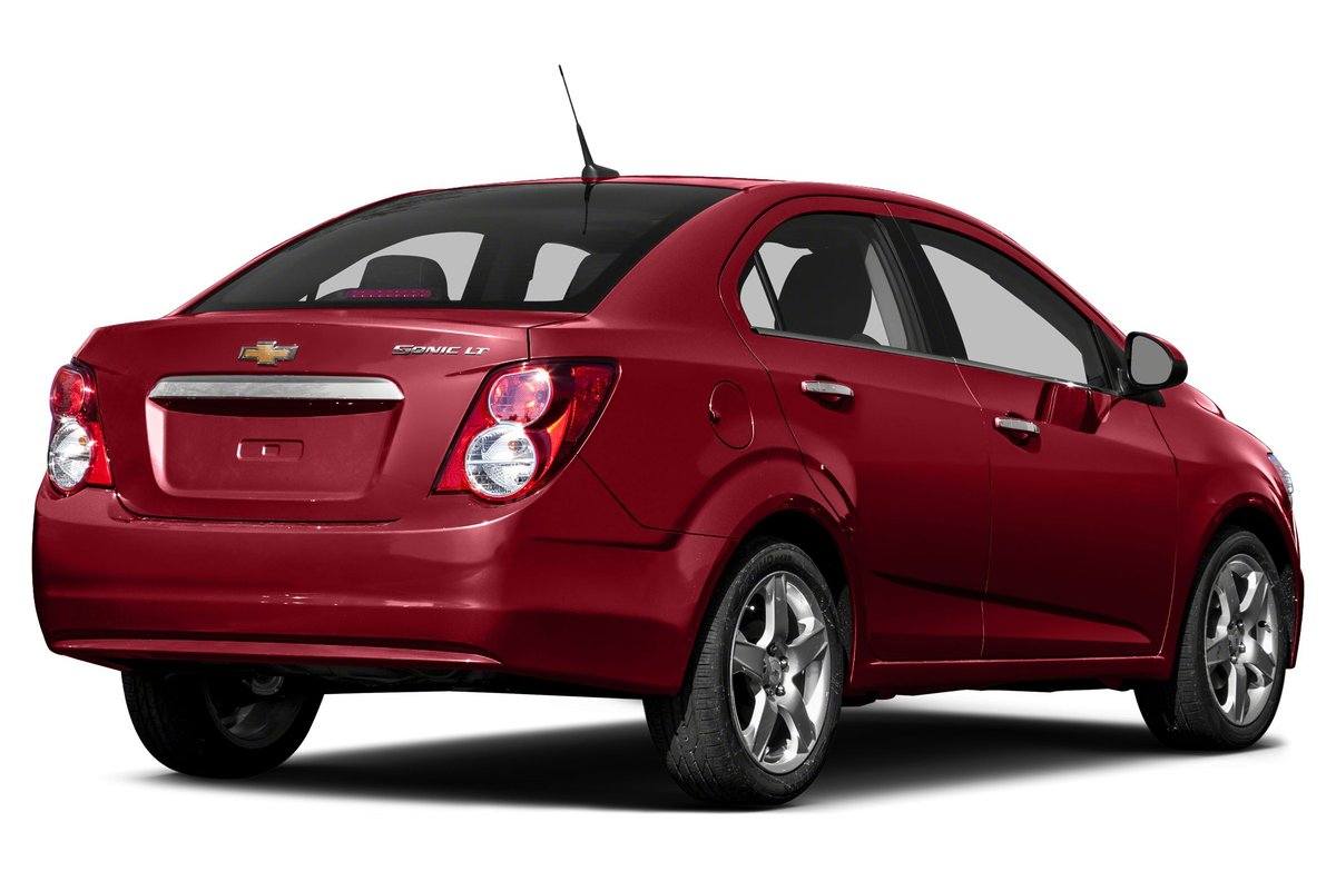 2015 Chevrolet Sonic for sale in Vancouver, British Columbia
