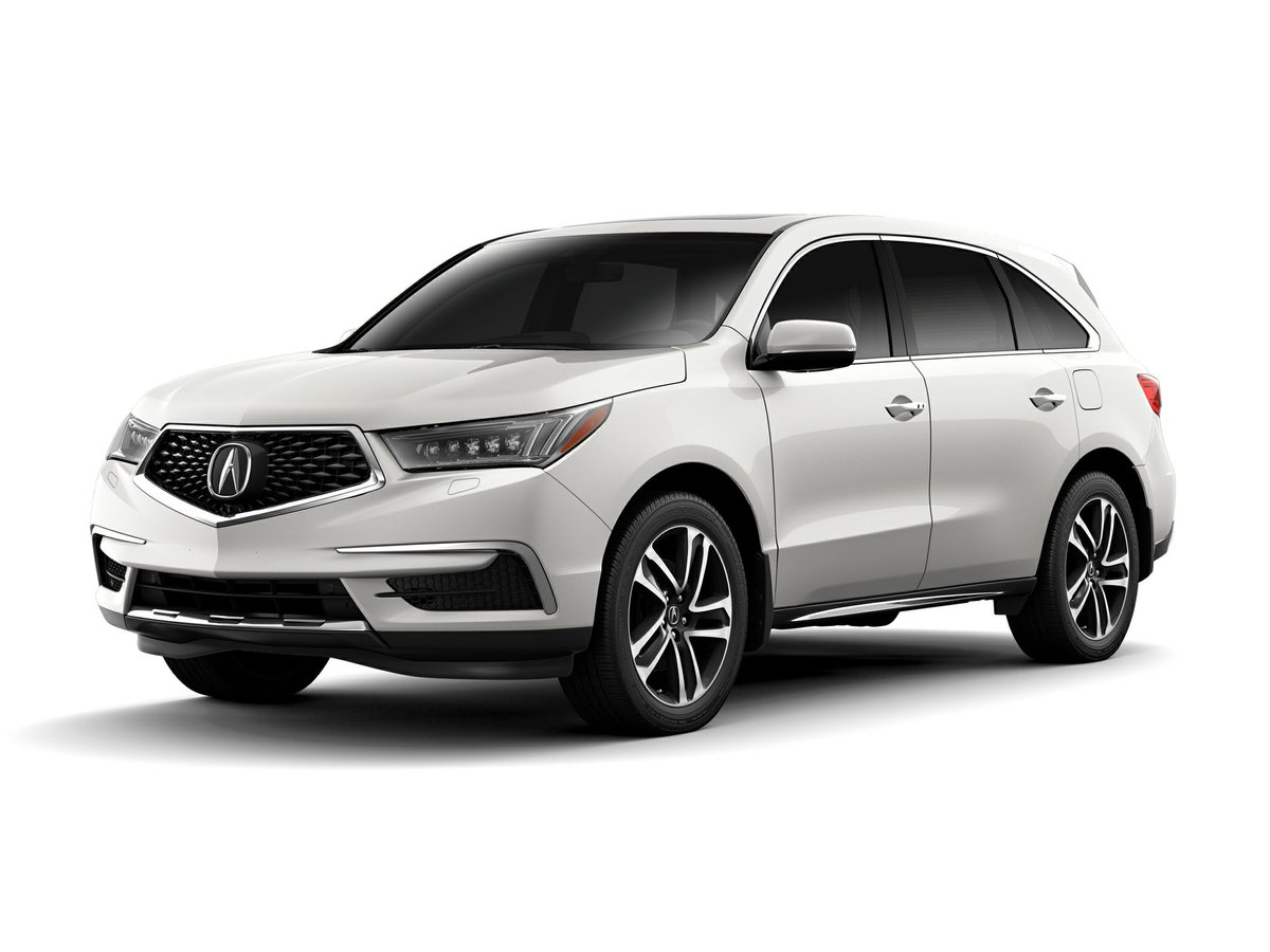 2018 Acura MDX for sale in Calgary, Alberta