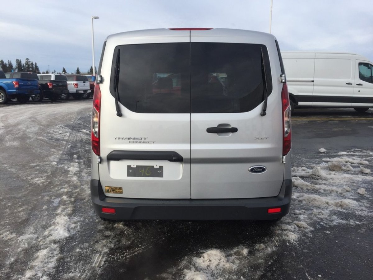 2016 Ford TRANSIT CONNECT for sale in Barrhead, Alberta