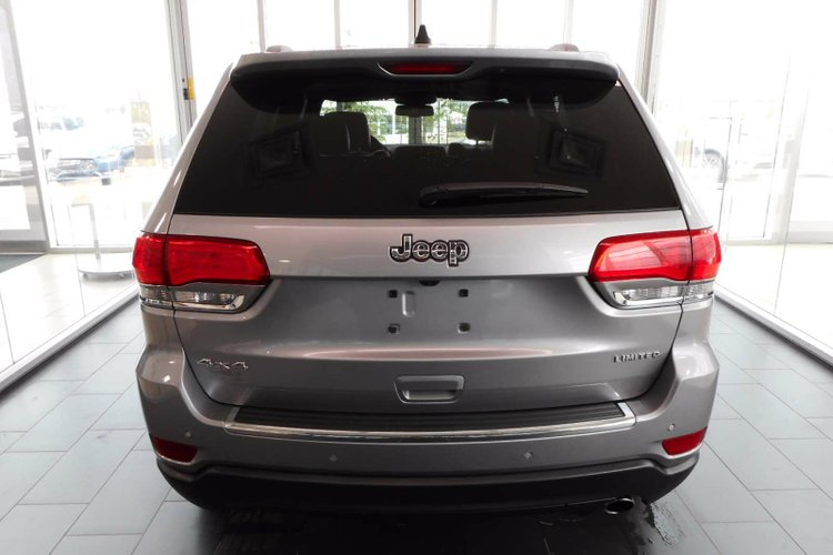 2015 Jeep Grand Cherokee Limited for sale in Edmonton, Alberta