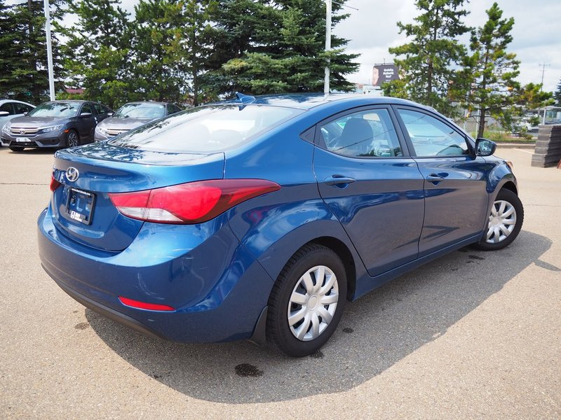 2016 Hyundai Elantra for sale in Edmonton, Alberta