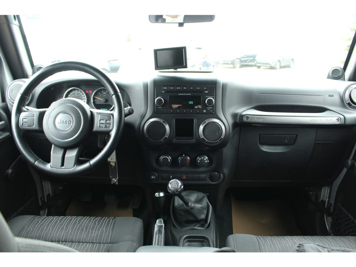 2012 Jeep Wrangler Unlimited for sale in Edmonton, Alberta