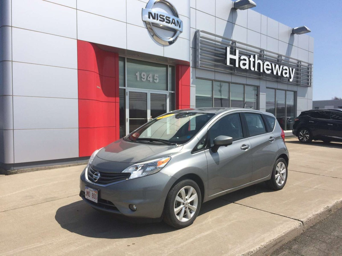 2015 Nissan Versa Note for sale in Bathurst, New Brunswick