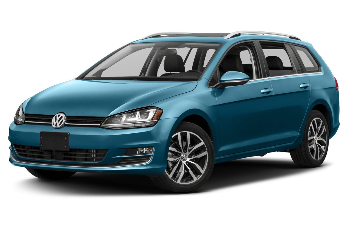2017 Volkswagen Golf Sportwagen for sale in Prince George, British Columbia