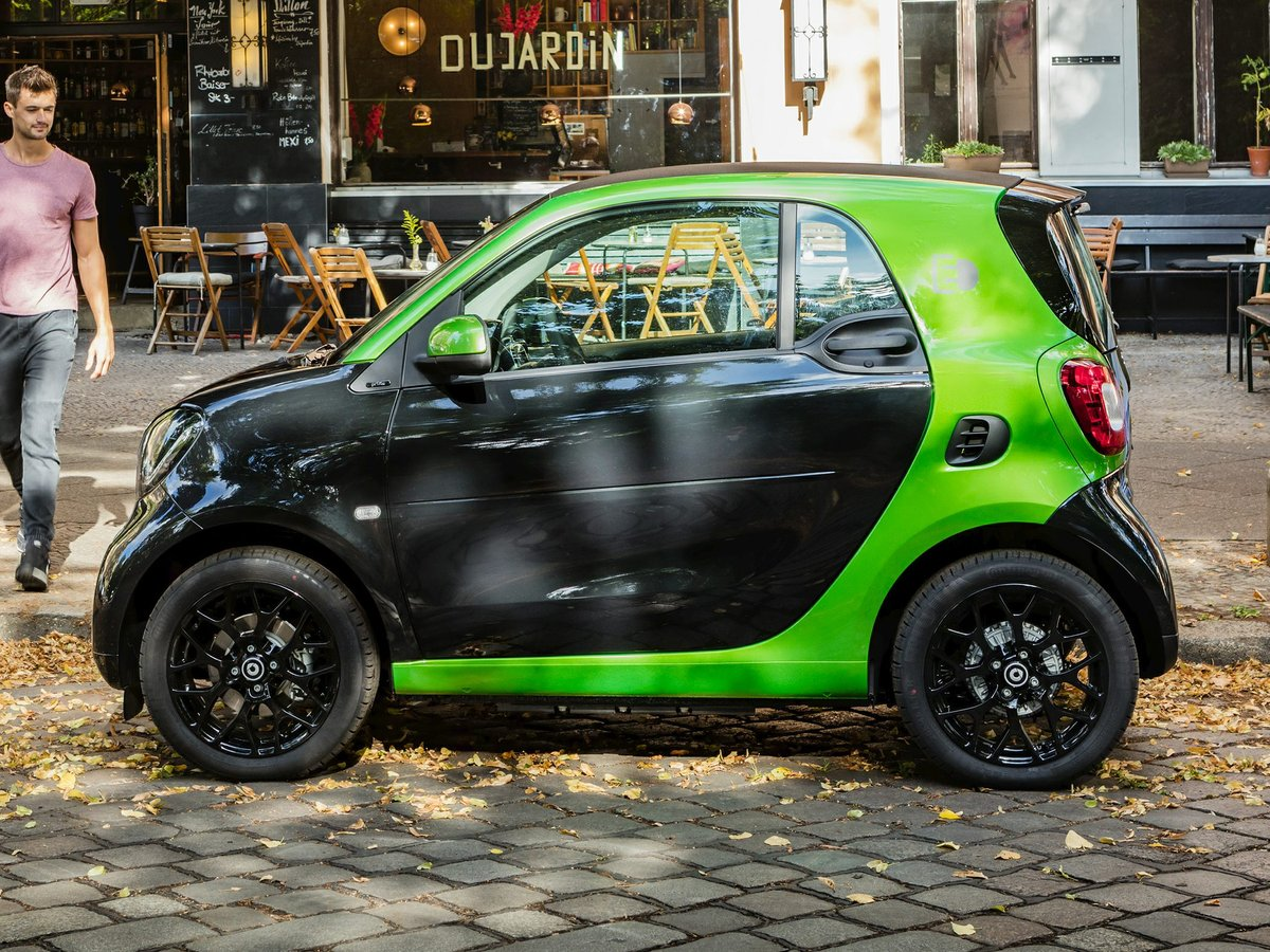 2018 smart FORTWO ELECTRIC DRIVE for sale in Windsor, Ontario