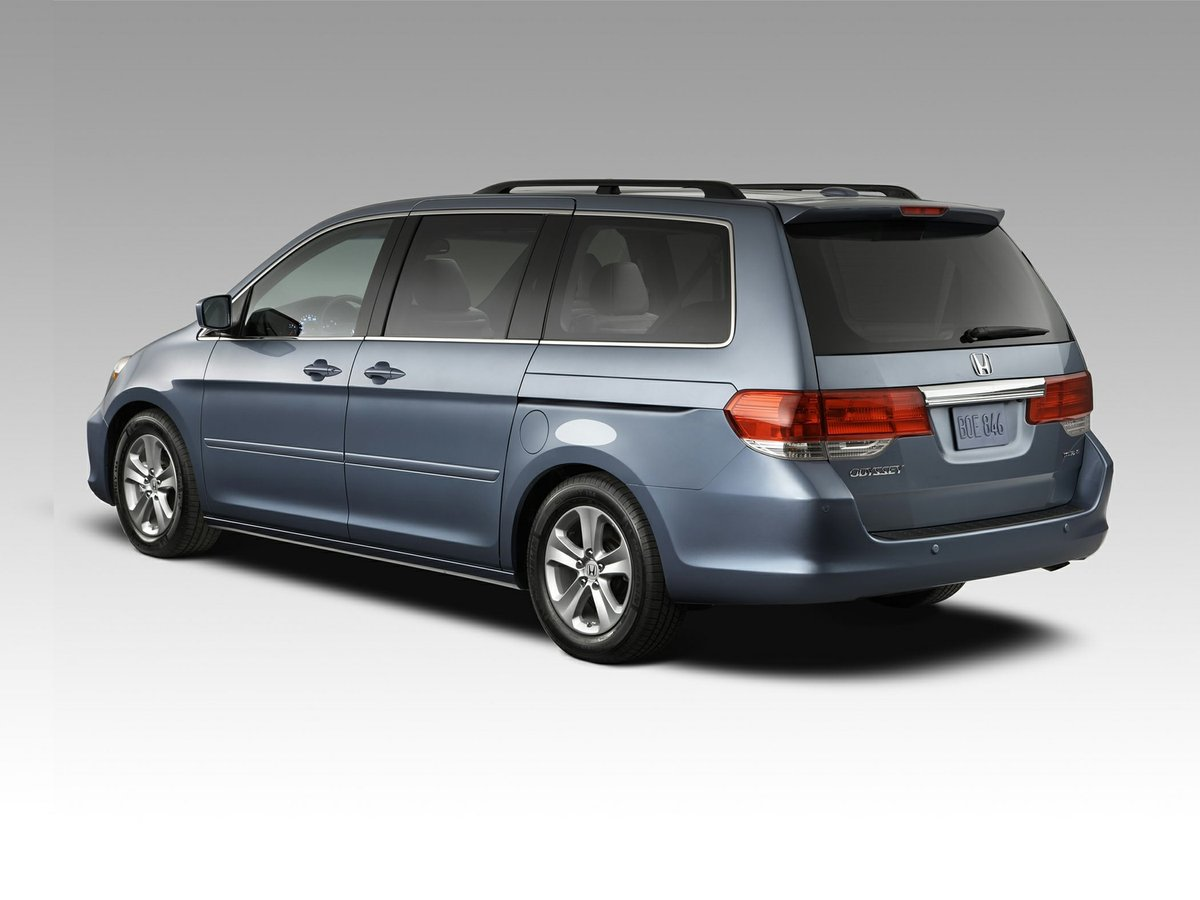 2008 Honda Odyssey for sale in Abbotsford, British Columbia