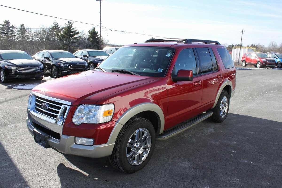 Ford ford 2010 : 2010 Ford Explorer for sale in Bridgewater