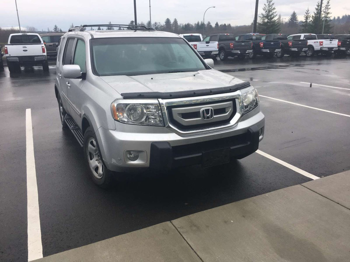 2011 Honda Pilot For Sale In Campbell River