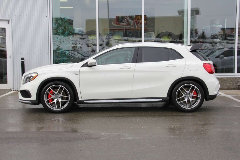 2015 Mercedes-Benz GLA for sale in Kamloops, British Columbia