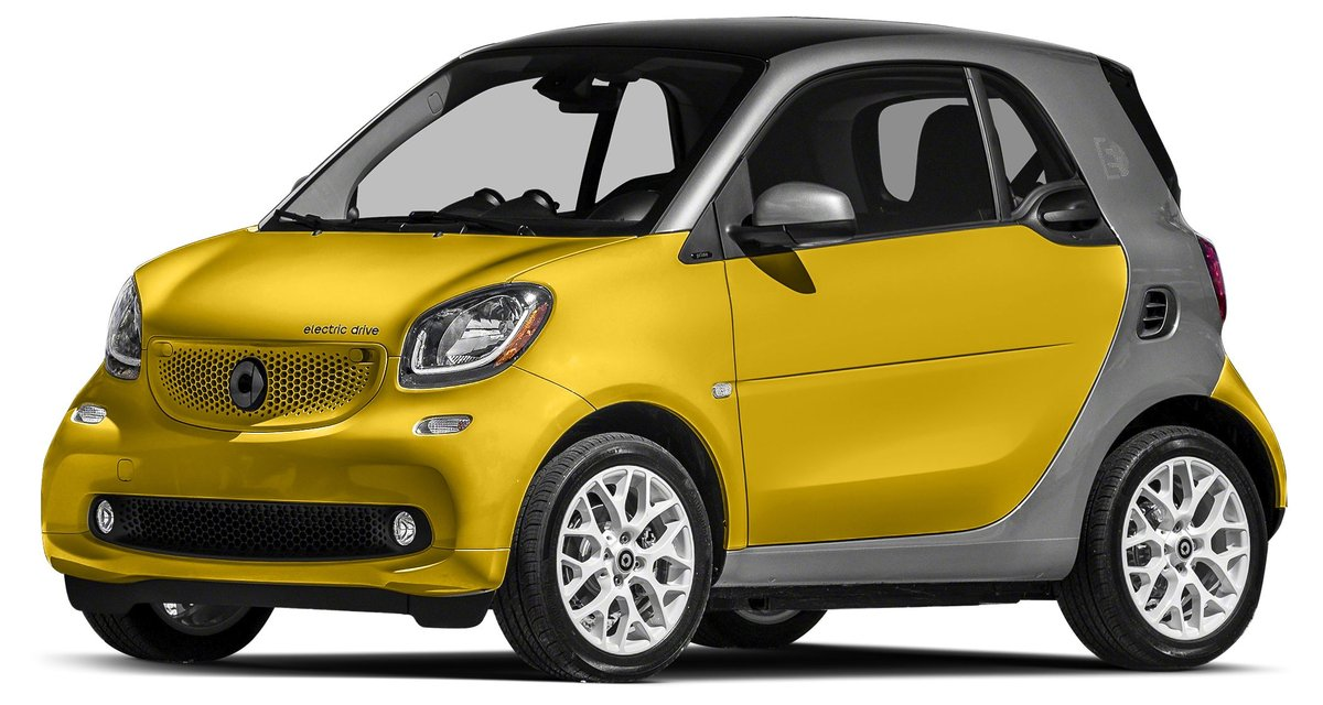 2018 smart FORTWO ELECTRIC DRIVE for sale in Laval, Quebec