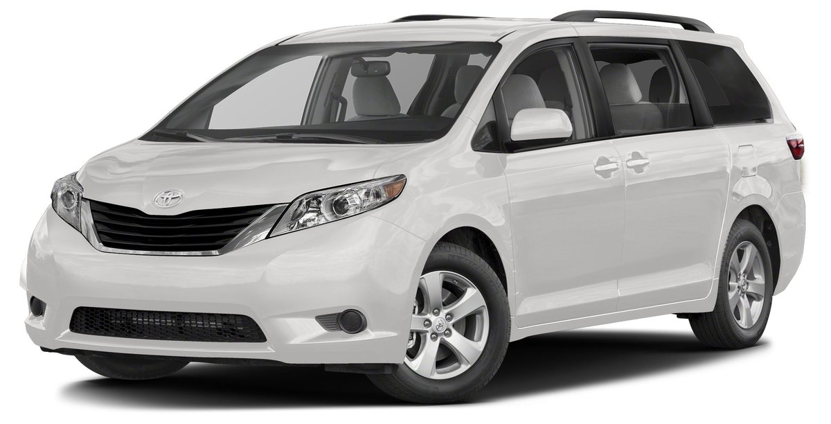 2017 Toyota Sienna for sale in Vancouver, British Columbia