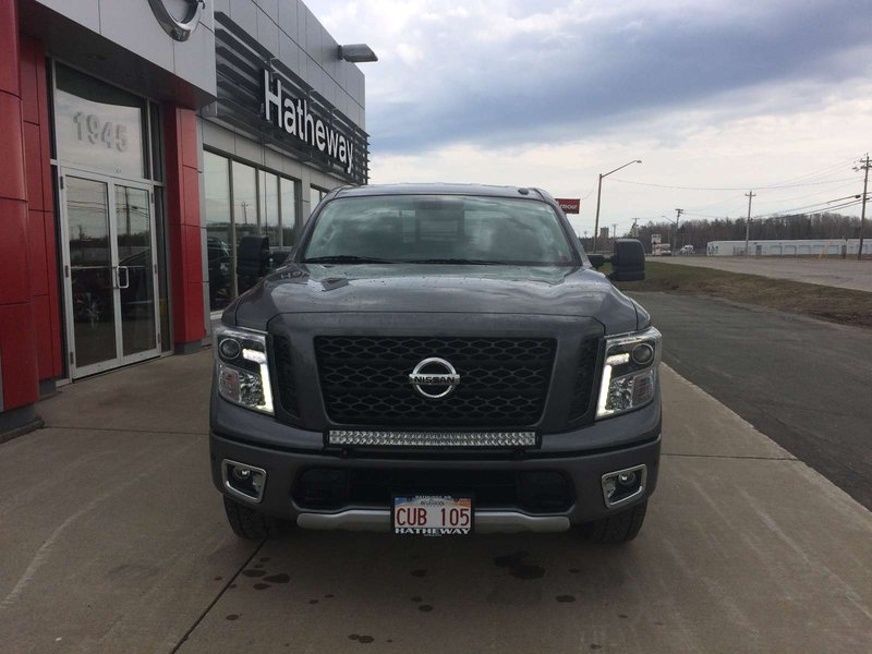 2018 Nissan Titan for sale in Bathurst, New Brunswick