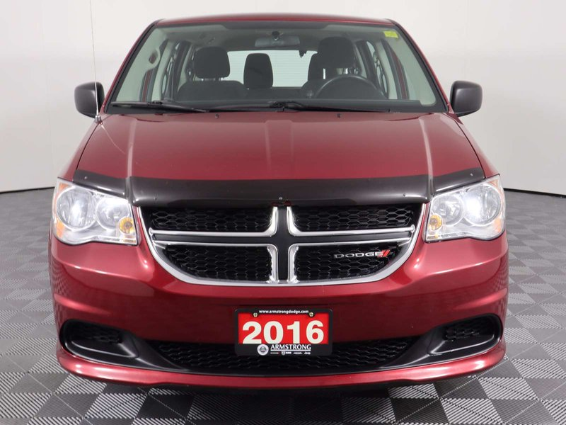 2016 Dodge Grand Caravan for sale in Huntsville, Ontario
