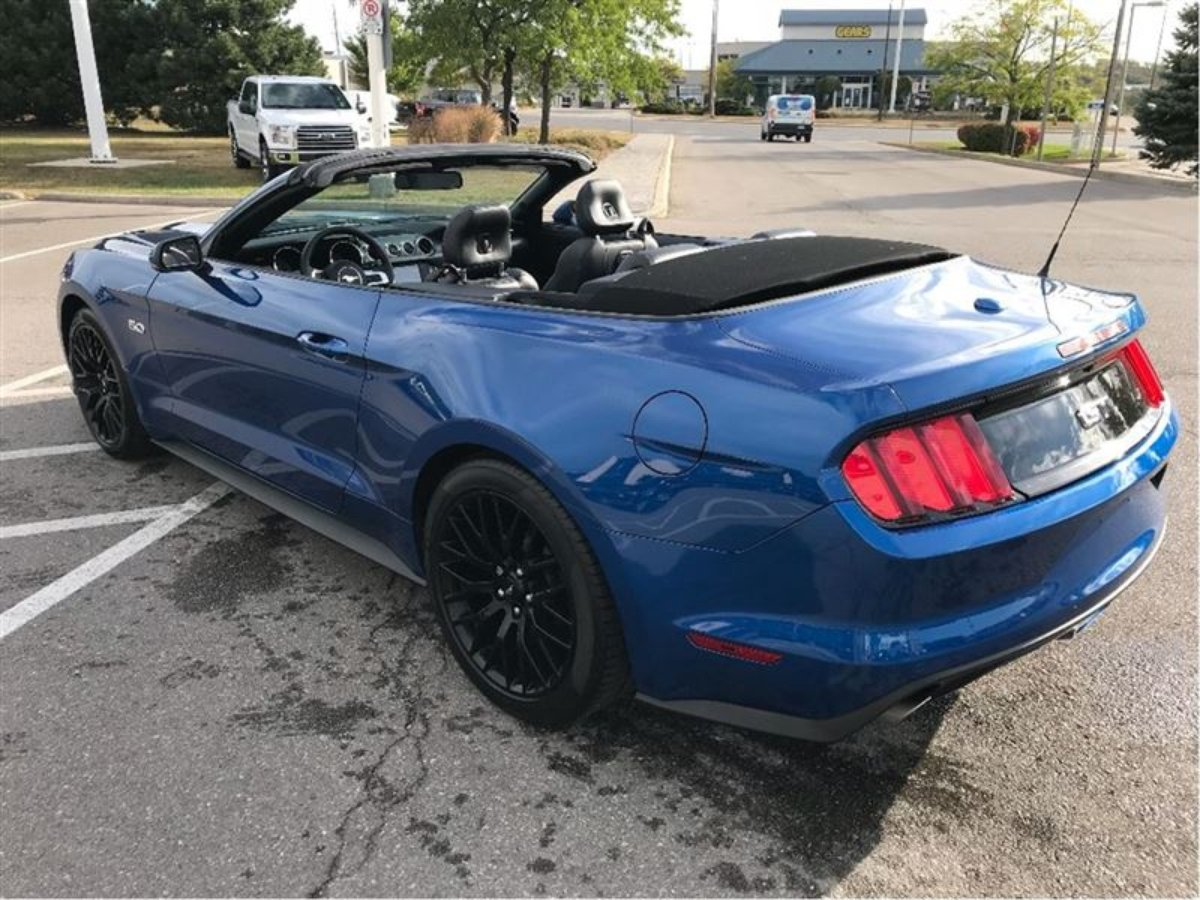 2017 Ford Mustang for sale in Oakville, Ontario