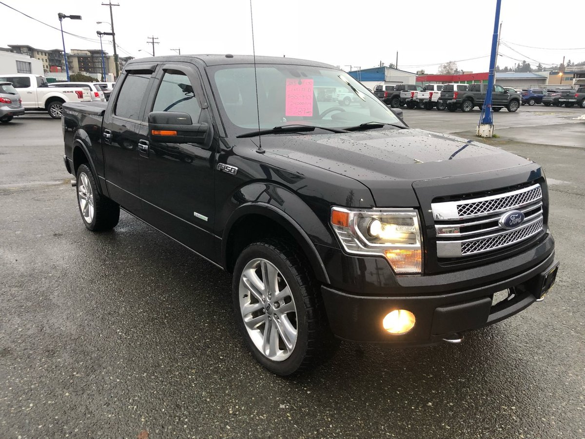 2013 Ford F-150 for sale in Campbell River, British Columbia
