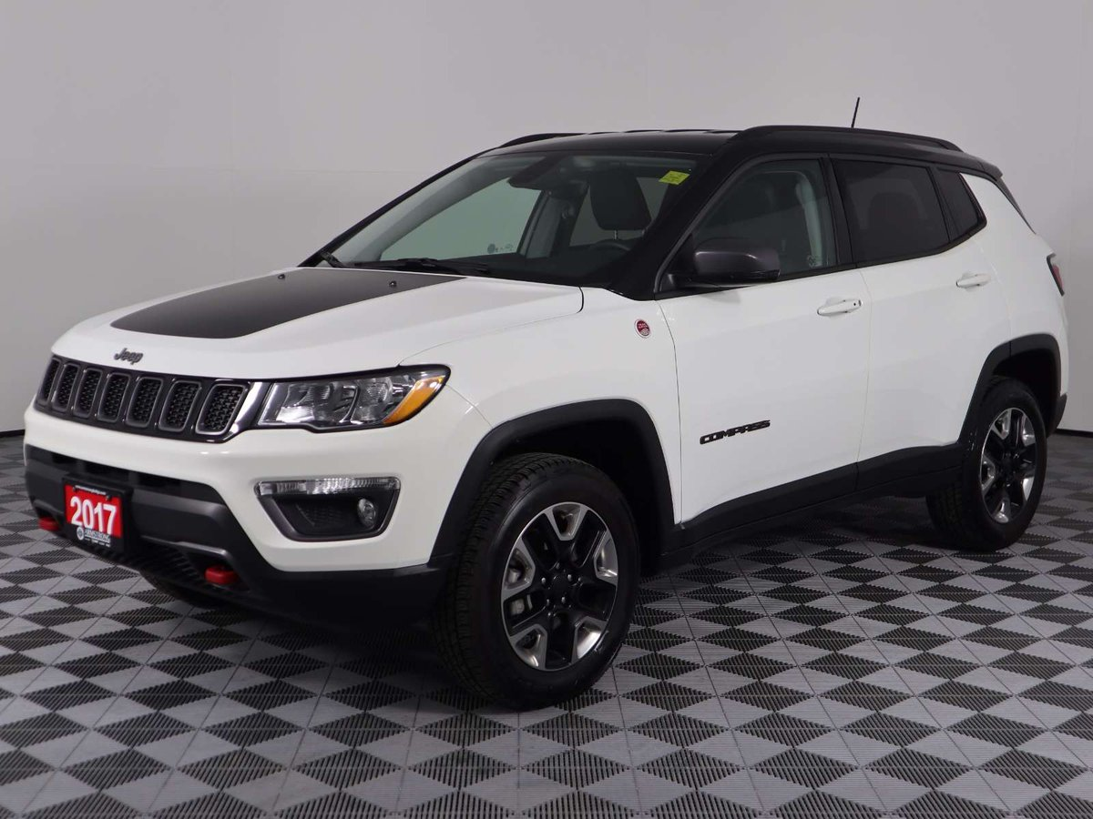 2017 Jeep Compass for sale in Huntsville, Ontario