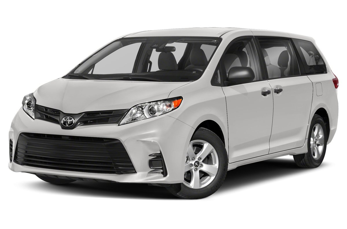 2018 Toyota Sienna for sale in Drayton Valley, Alberta